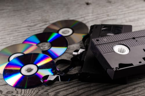 , It's More Important than Ever to Transfer VHS to DVD, Keepsake Solutions