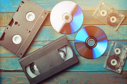 , What's Involved in Our VHS to DVD Video Transfer Service?, Keepsake Solutions