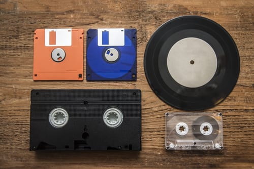 , How Transferring Audio Reels and Tape to CD Works, Keepsake Solutions