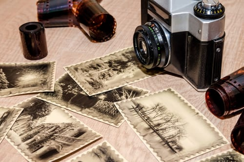 , How to Digitize Photo Negatives for Long Term Preservation, Keepsake Solutions