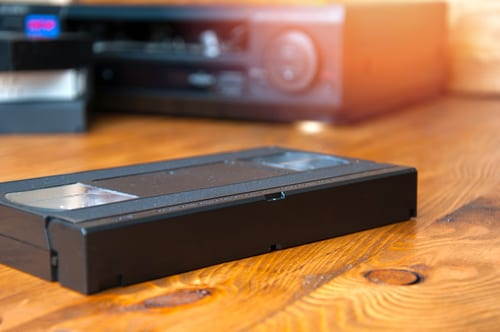 , Why You Should Avoid Heat Damage to Your Tapes, Keepsake Solutions