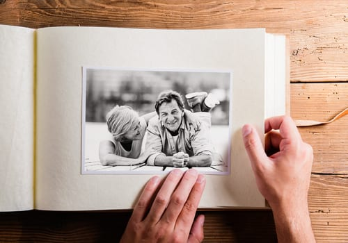 Get Updated: Scan Your Old Photos, Keepsake Solutions